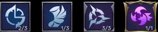 Emblem Roger Tersakit dan Terkuat