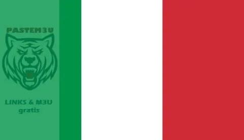 Italiano iptv gratuit m3u playlists
