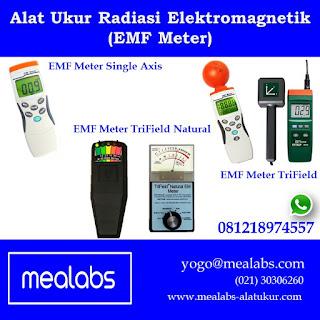 Alat Pendeteksi Hantu (EMF Meter)