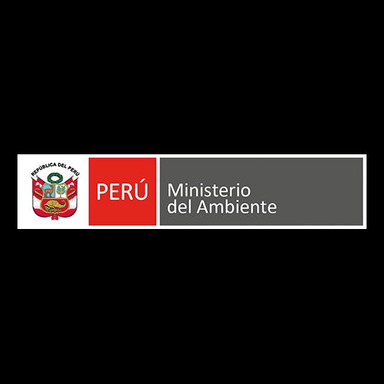 Logo Ministerio del Ambiente - Auspiciador III Congreso Internacional de la Industria Plástica, Lima, Perú, abril 2020