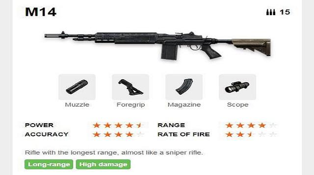 Senjata Paling Sakit di FF