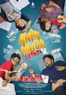 Sebuah Film Komedi Indonesia Terbaru Produksi Finisia Production Review Anak Muda Palsu 2019 Bioskop