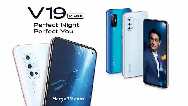 HP Vivo V19 - Harga, Spesifikasi dan Review