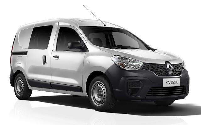 Renault lança Kangoo nas versões Stepway, Zen e Life