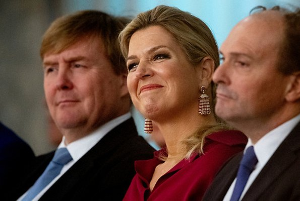 King Willem-Alexander, Queen Maxima, Princess Beatrix, Prince Constantijn and Princess Mabel , Market Photo Workshop