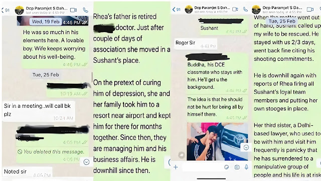 Now-CBI-will-investigate-Sushant's-case-and-Sushant's-family-shared-a-screenshot-of-the-chat-with-Mumbai-Police