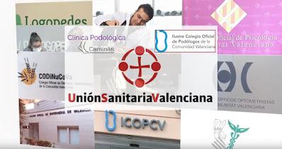 Video presentación Unión Sanitaria Valenciana - Clínica Podológica Caminàs