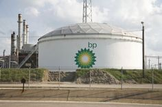 British Petroleum Refinery Image
