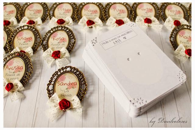 empaquetado detalles boda