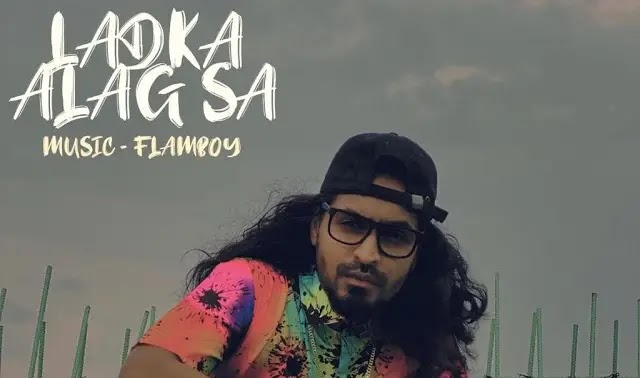 Emiway Bantai - Ladka Alag Sa Lyrics | Flamboy X Emiway