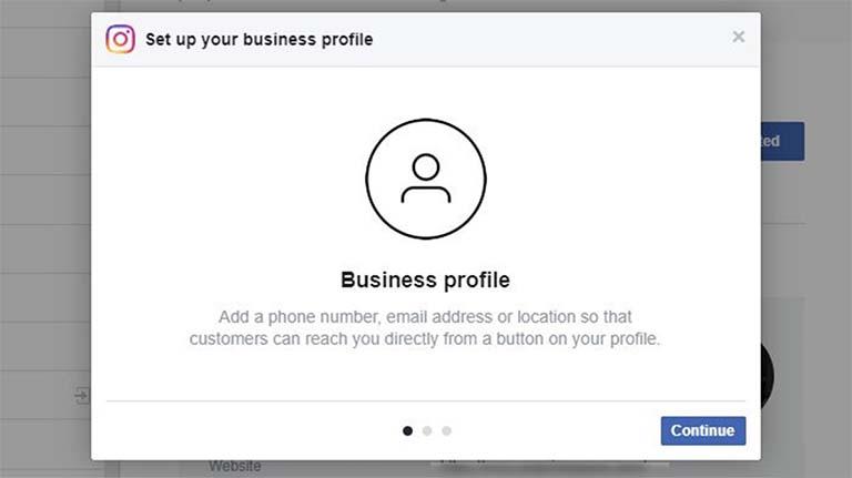 Cara Menghubungkan Instagram & WhatsApp Ke Halaman Facebook