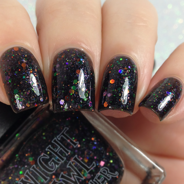 Night Owl Lacquer-Monster Mash