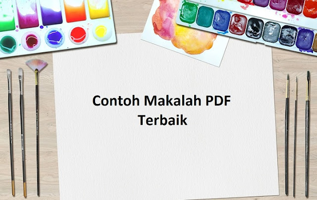 Contoh Makalah PDF