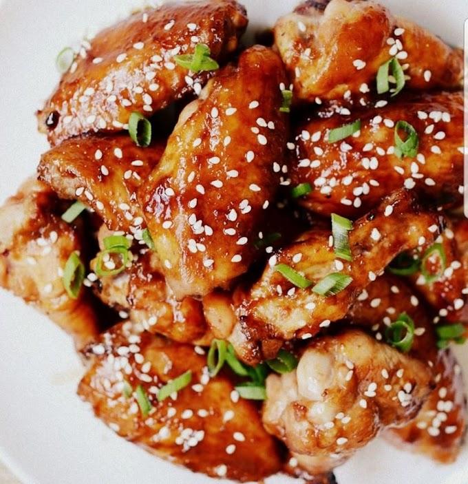 Resepi Ayam Madu X-Tra Mudah