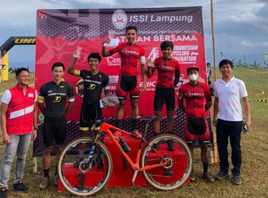 Atlet Sepeda Lumajang Berjaya Dalam Kejuaraan Nasional di Lampung
