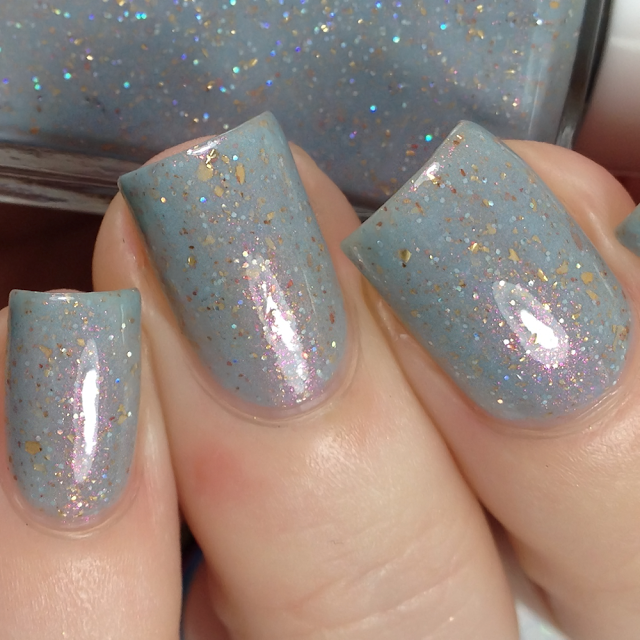 Glam Polish-Miss Congeniality