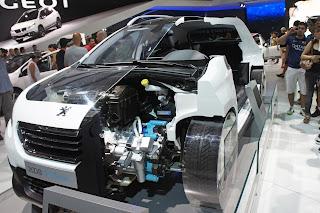 Hydraulic Hybrid Works