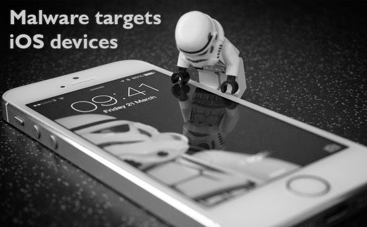 New Espionage Campaign targets iOS devices with Malware apps