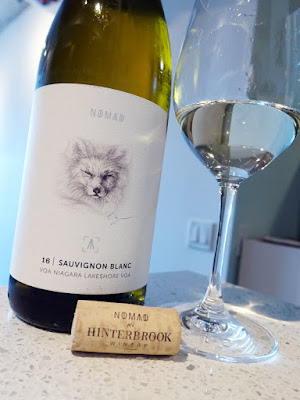 NOMAD at Hinterbrook Sauvignon Blanc 2016 (88 pts)