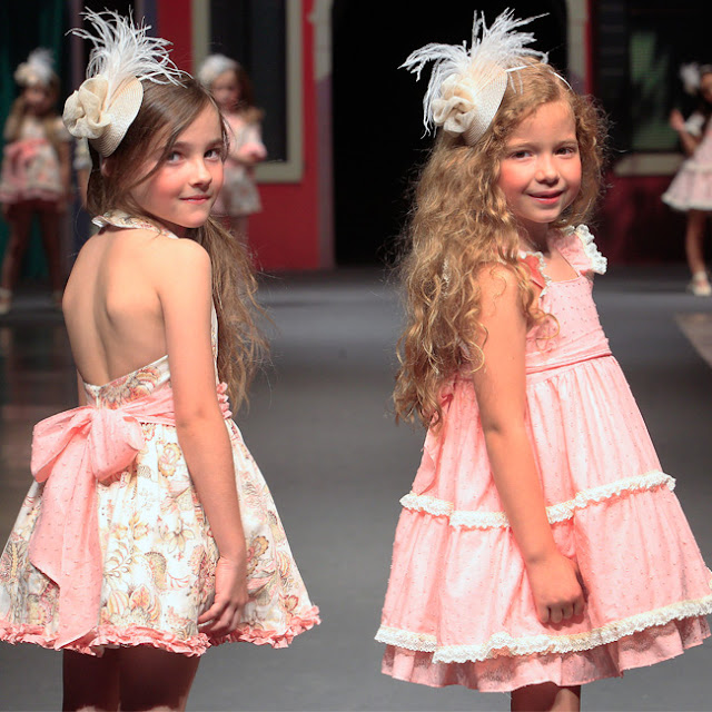 Pink Girls Dresses | Tartaleta | Spanish Kids Fashion | Chichi Mary