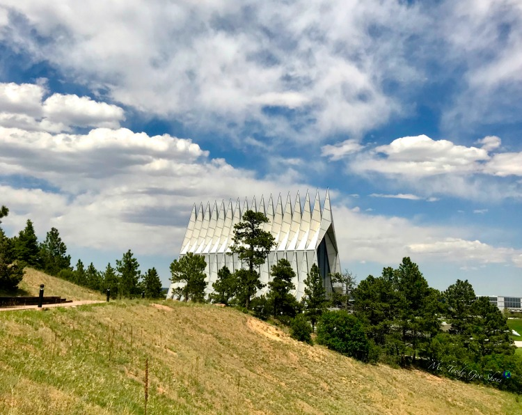 The United States Air Force Academy,  Colorado | Ms. Toody Goo Shoes