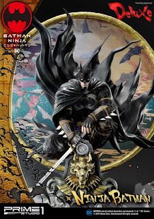 Abierto pre-order de Batman Ninja Masterline Premium - Prime 1 Studio