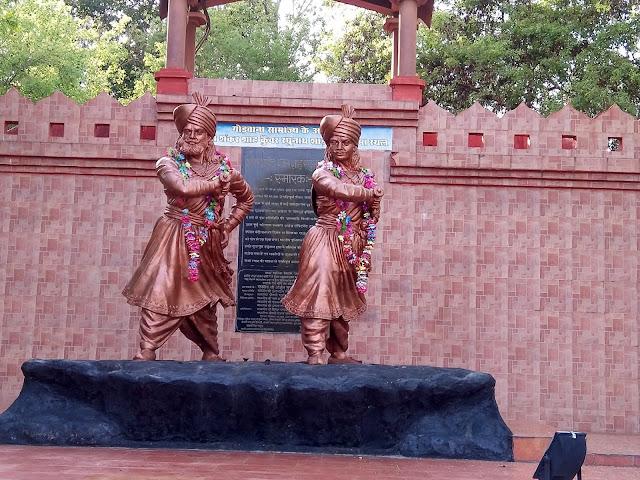 shankar shah raghunath shah, , शंकर शाह रघुनाथ शाह जीवनी  और बलिदान