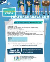 Walk In Interview at CV. Berkat Lancar Sejahtera Surabaya Barat Maret 2020