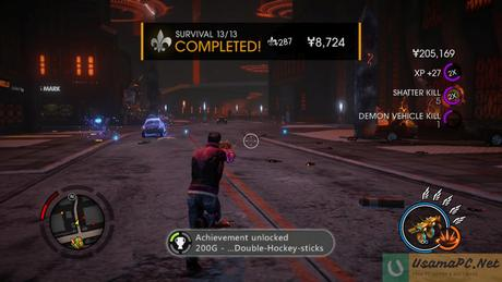 Saints Row Gat Outta Hell Gameplay