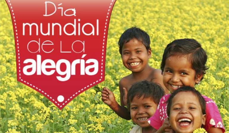 Fm Secla 106 1 01 De Agosto Día Mundial De La Alegría