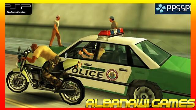 تحميل لعبة Grand Theft Auto Vice City Stories PSP لأجهزة psp ومحاكي ppsspp من الميديا فاير