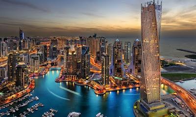 Quanto vale a paz com os Emirados Árabes Unidos?