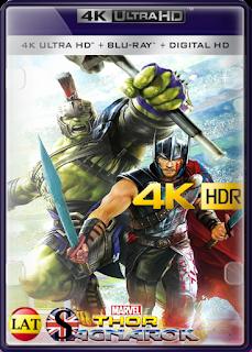 Thor: Ragnarok (2017) REMUX 4K UHD HDR LATINO/INGLES