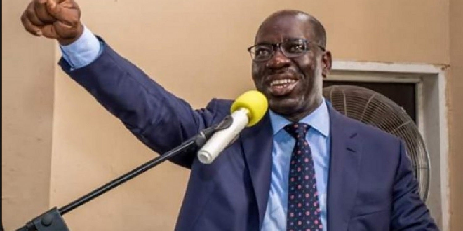 BREAKING: Governor Obaseki Wins Certificate Forgery Case #Arewapublisize