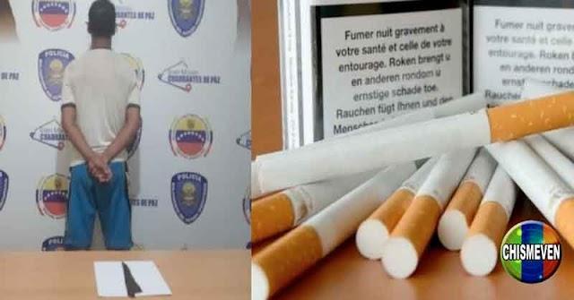 MAL VENDEDOR   Asesinó a un cliente por negarse a comprarle una caja de cigarrillos