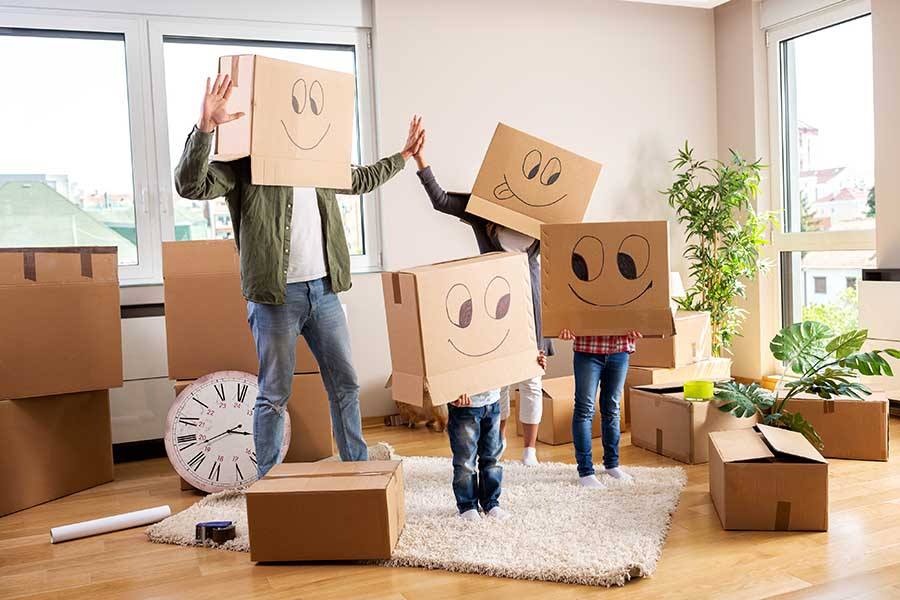 Moving House During Pregnancy or with Small Children? Here are 4 Practical Tips