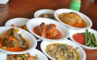 Nasi Padang RM Lamun Ombak