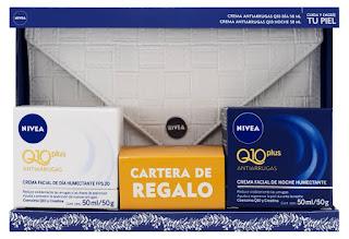 pack navidad nivea q10