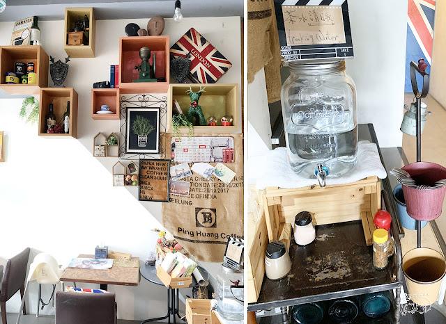 台南|仁德 保安工寓 Pasta Cafe|奇美博物館附近的平價義式美食推薦|保安車站美食