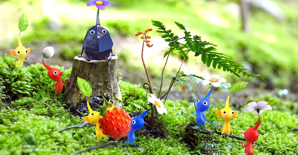 Preview: Pikmin 3 Deluxe (Switch) - a second chance for a lovely game - Nintendo Blast