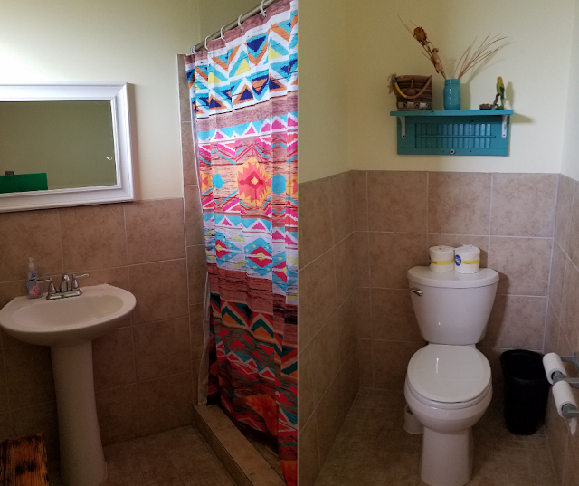Hidden Valley RV Park Bathrooms