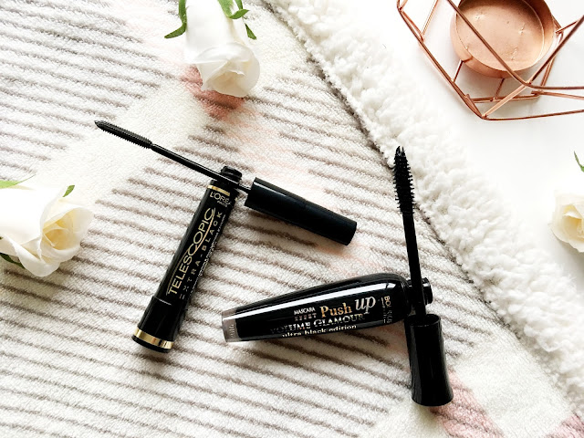 Mascaras I've Been Trialling Lately