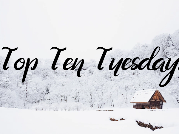 Top Ten Tuesdays (5): Books I've Read This Year From My Favorite Genre