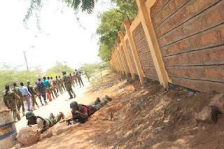 Army Fight broke in Mandera. PHOTO | NMG