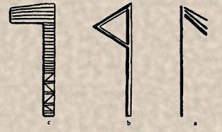 أشكال الشارة المقدسة في مصر القديمة