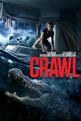 Crawl 2019 English 720p WEB-DL 800MB