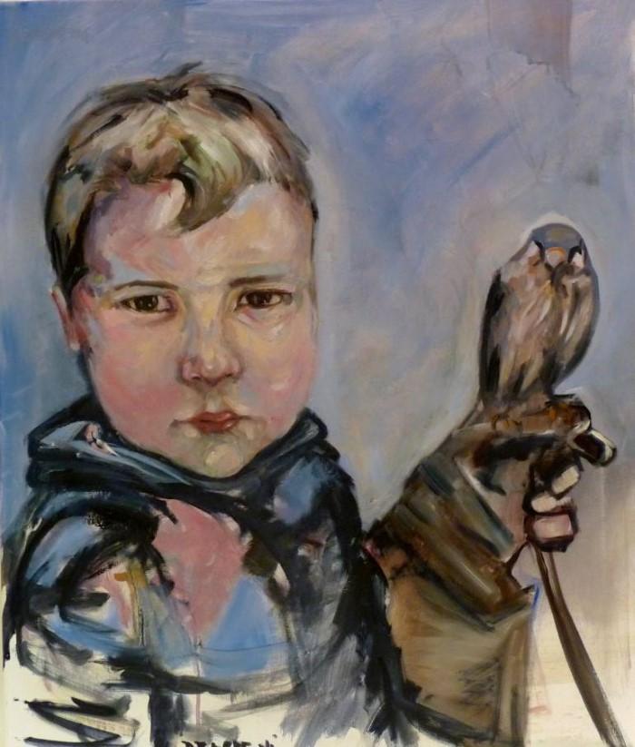 Ирландский художник и иллюстратор. Deirdre Burke 2