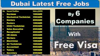 .  Dubai latest jobs, Dubai free jobs, Jobs in dubai, Accountant jobs in dubai, Sales jobs in dubai, HR Jobs In Dubai, Works jobs In Dubai,
