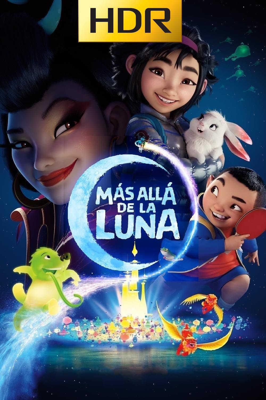 Más Allá De La Luna (2020) NF Web-DL 1080p HDR Latino