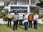 DPRD Samosir Beri Penghargaan Atas Keteladanan Brigadir Heri Nalom